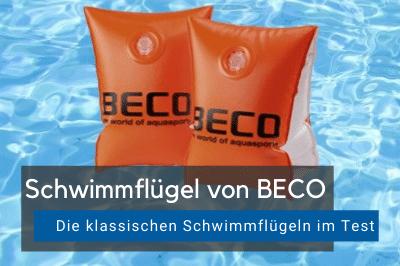 Schwimmflügel von BECO Test