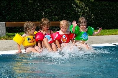 Schwimmhilfe Puddle Jumper Kinder